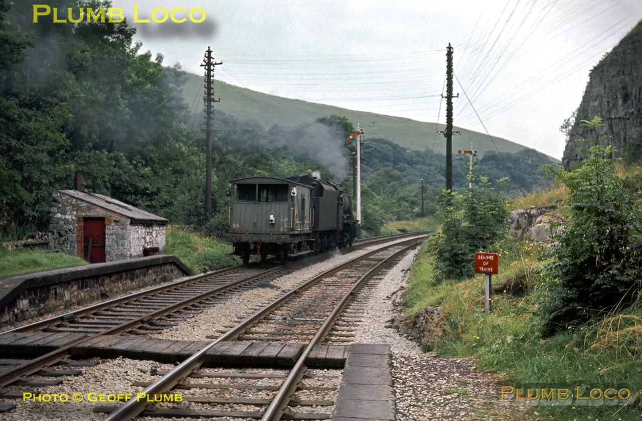 UID 8F, Blackwell Mill, 2nd August 1963