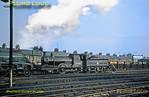 62785 & 60014, Cambridge, 1st May 1958