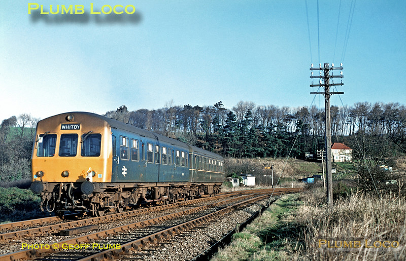 DMU, Ruswarp, January 1970