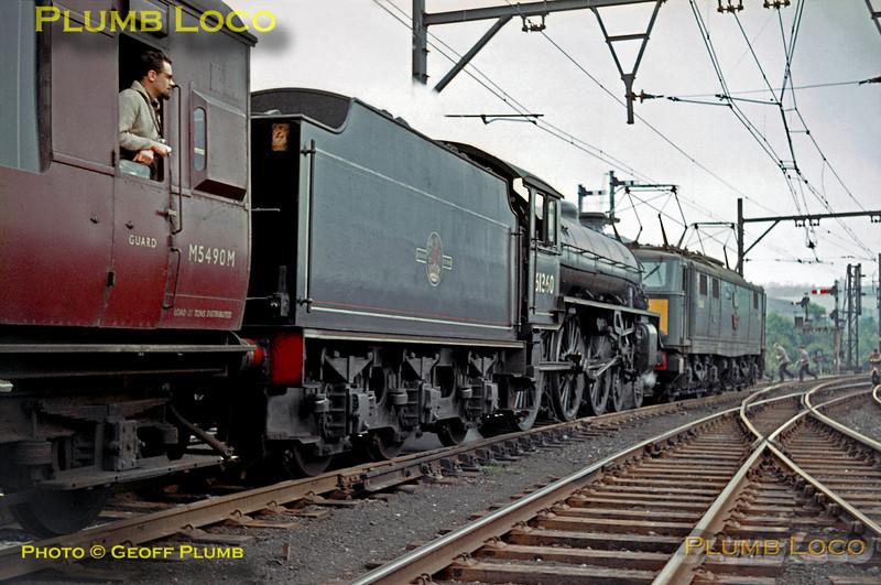 61360 & 26000, Wombwell, 27th June 1964