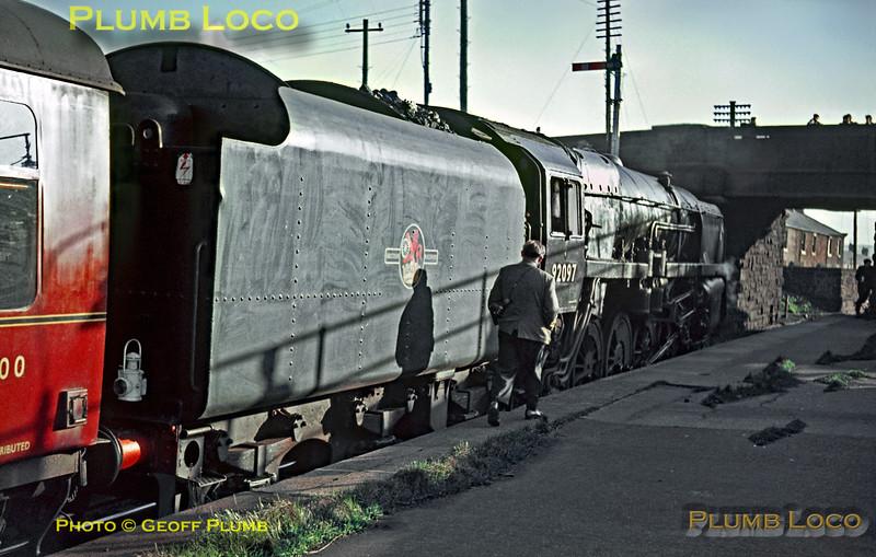 92097, Consett Station, 10th April 1965
