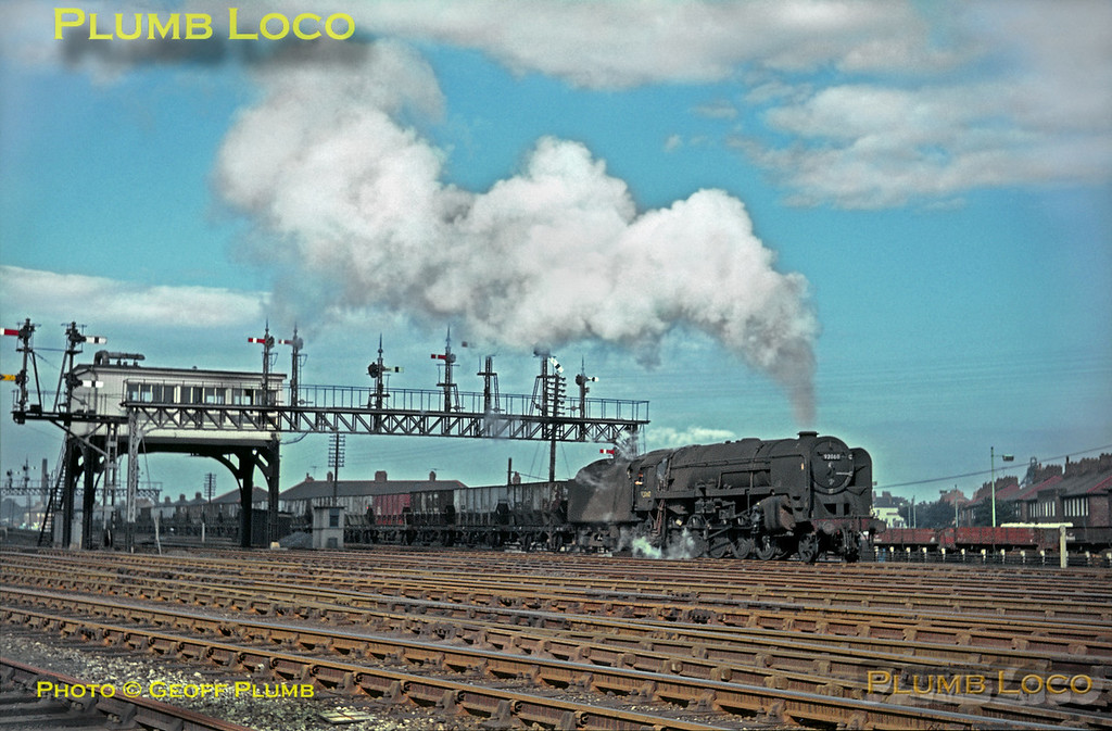 92060, Tyne Dock, 3rd August 1965