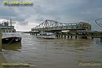 Reedham Swing Bridge, 22nd August 2017