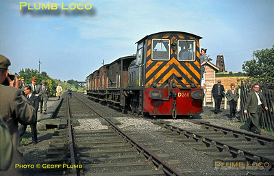 D2611, Epworth, 14th September 1963