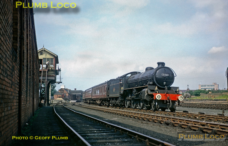 61361, Melton Mowbray North, 21st July 1962