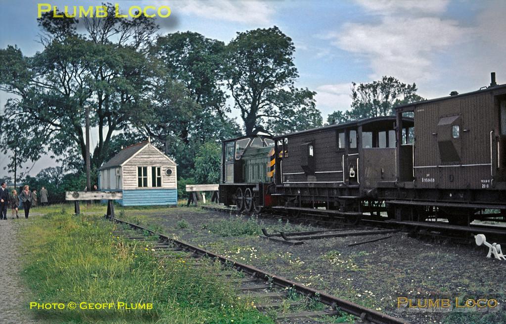 D2611, Fockerby, 14th September 1963