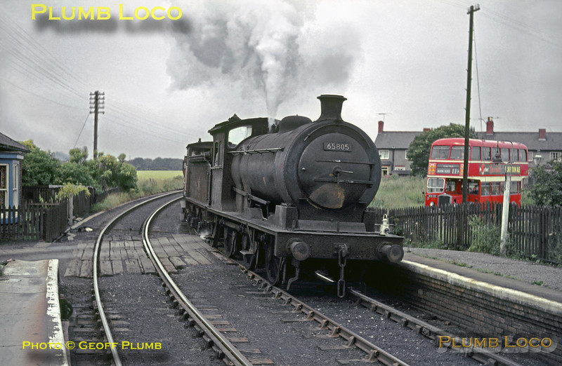 65805, Hartley, 4th August 1965
