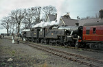 67646 & 42639, Middleton-in-Teesdale, 25th April 1964