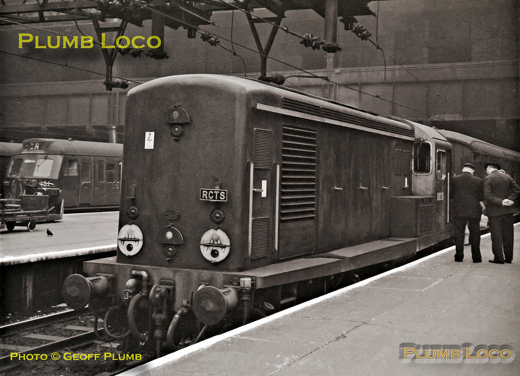 D8236, Liverpool Street, 6th October 1962