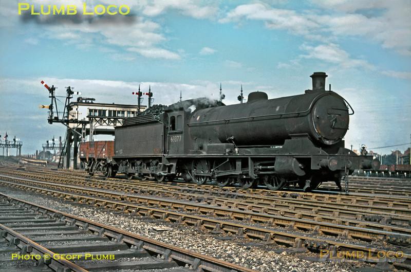 63377, Tyne Dock, 3rd August 1965