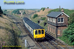 Whitwood Junction, Castleford, August 1983