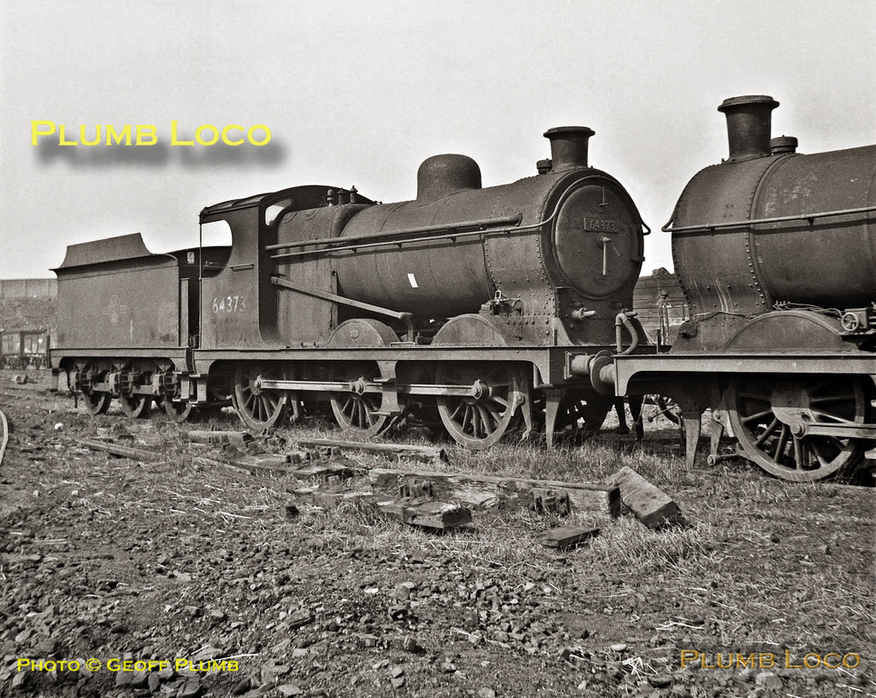 64373, Darnall MPD, 8th April 1962