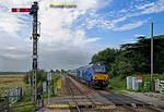 68028 & 68005, Somerleyton, 2J78, 22nd August 2017
