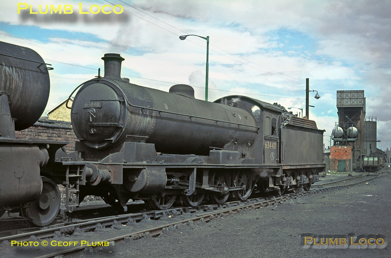 63440, West Hartlepool MPD, 1st August 1965
