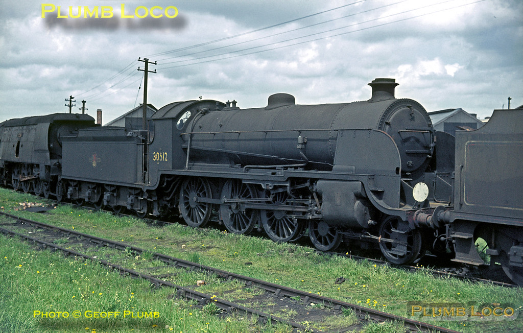 30512, Eastleigh, 9th May 1964