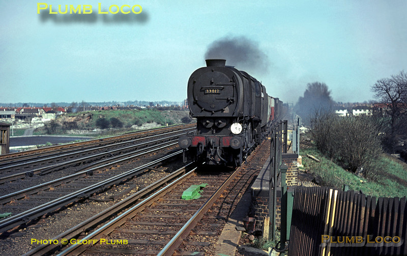 33012, Berrylands, 8th April 1964