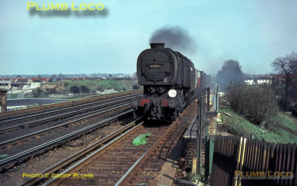 33012, Berrylands, 8th April 1964