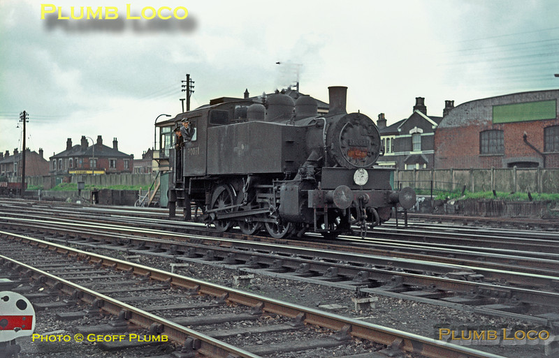 30071, Eastleigh Station, 9th May 1964