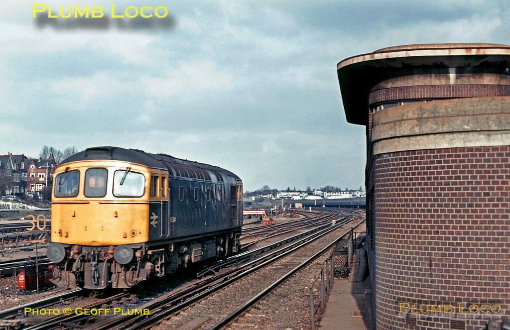 D6524, Wimbledon, February 1971