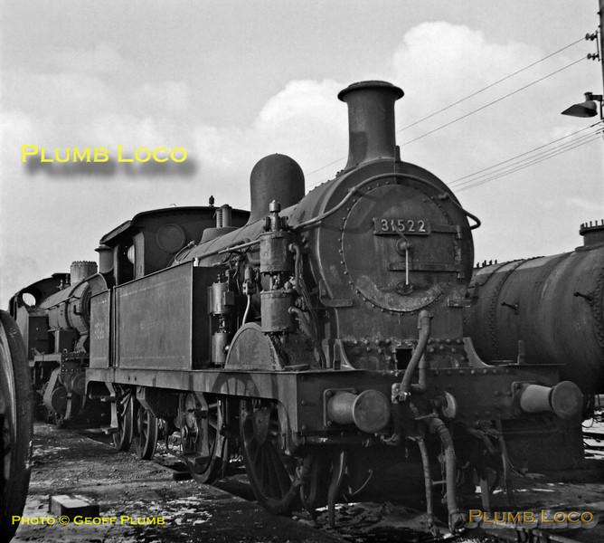 31522, Eastleigh, 2nd February 1963