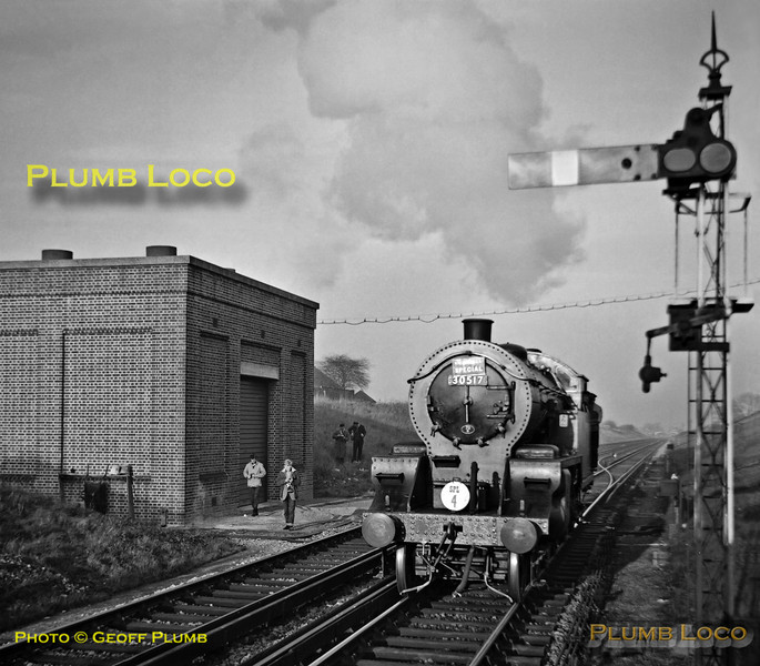 30517, Chessington South, 2nd December 1962