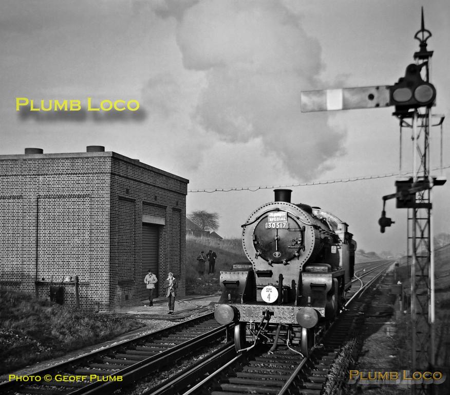 30517, Chessington South, 2nd December 1962