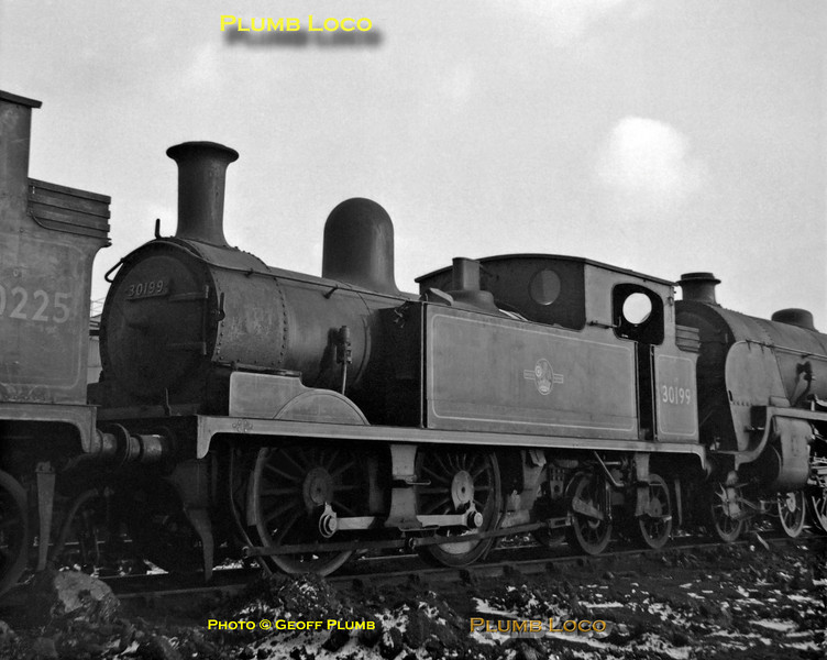 30199, Eastleigh, 2nd February 1963