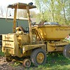 Thwaites Dumper 680413 - Foxfield Railway - 6 May 2018