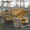 Thwaites Dumper 680413 - Foxfield Railway - 4 February 2018