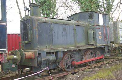 Foxfield Railway 2018