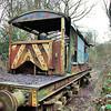56300 SR Brake Van 'Queen Mary' - Foxfield Railway