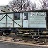 56550 GWR Brake Van 'Toad' - Foxfield Railway