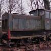 408496 Ruston Hornsby 4wDM - Foxfield Railway