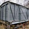 120400 MR Non Vent Van Plank b/o - Foxfield Railway