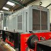 424841 Ruston Hornsby 0-4-0DE - Foxfield Railway