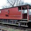 732444 LMS Brake Van - Foxfield Railway