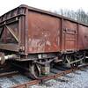 126447 Steel Mineral Open - Foxfield Railway