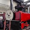 7006 RSHN 0-4-0CT - Foxfield Railway