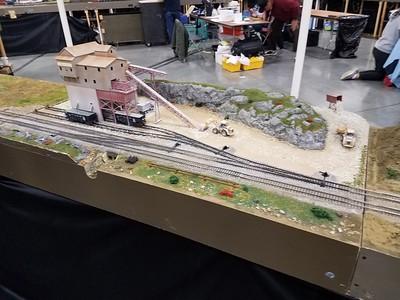 Northwest Trainmasters Layout