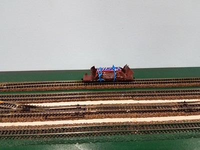 Snickers on Flatcar, Does it satisfy?  Not really