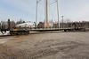 Flatcar ONT 100412 in Moosonee.