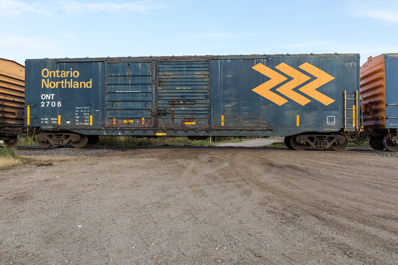 Boxcar ONY 2706