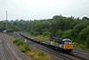 56303 thru Clay Cross 0715 on 4E90 Grain - Doncaster liner
