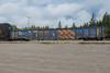 Gondola ONT 5005 in Moosonee.