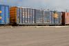 Boxcar ONT 2805 in Moosonee.