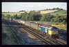 47512 passes Clay Cross with the evening parcels