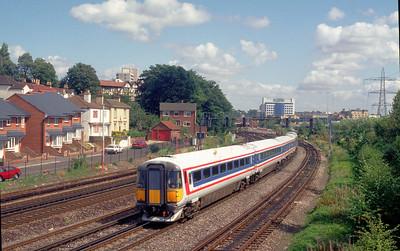 Eastleigh and Southampton 1994