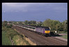 57601 passes Cogload Jct with 1615 Paddington-Plymouth 07-08-01