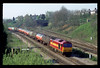 07-04-1997 saw 60017 passing Gaer Junction with 10.10 6B13 05.40 Robestson - Westerleigh oils
