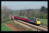 On 09-04-1997 37896 passes Miskin at 11.32 7B35 10.03 Parc Slip - A. D. J. coal, light wasnt ideal but rather pleasant none the less!